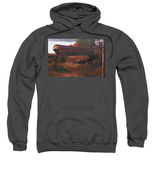 Hemlock Covered Bridge Sweatshirt
