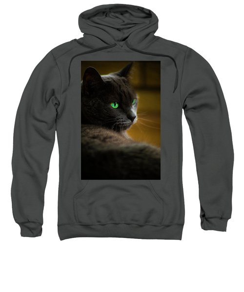 The Eyes Have It Sweatshirt