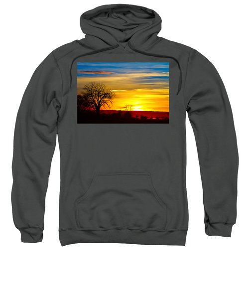 Here Comes The Sun Sweatshirt by James BO  Insogna