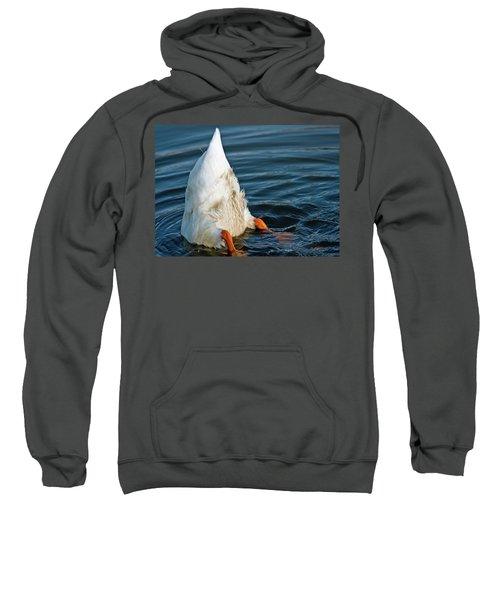 Here Is What I Think Sweatshirt