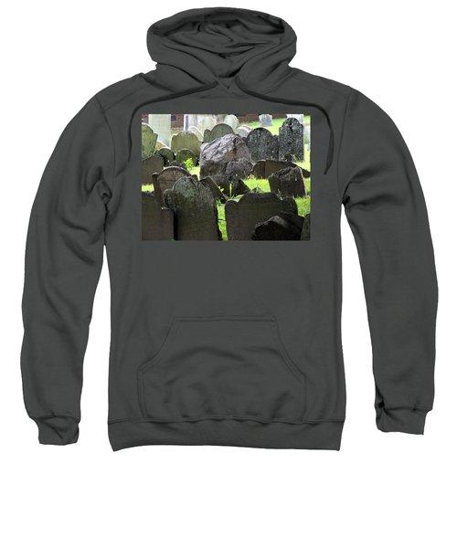 Here Lyeth Sweatshirt