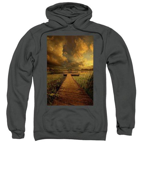 Here Nothing Else Matters Sweatshirt