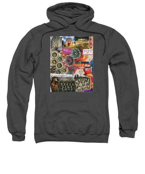 Here There And Everywhere Sweatshirt