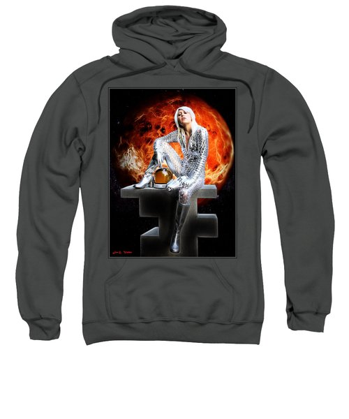 Heroine Of The Red Planet Sweatshirt