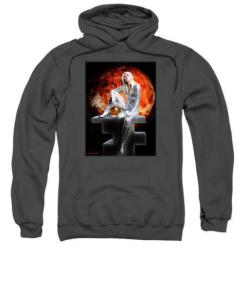 Heroine Of The Red Planet Sweatshirt