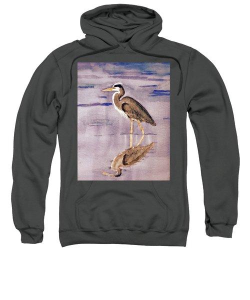 Heron No. 2 Sweatshirt