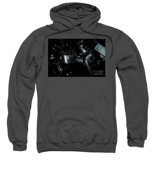 Hidden By A Coverup Conspiracy Sweatshirt