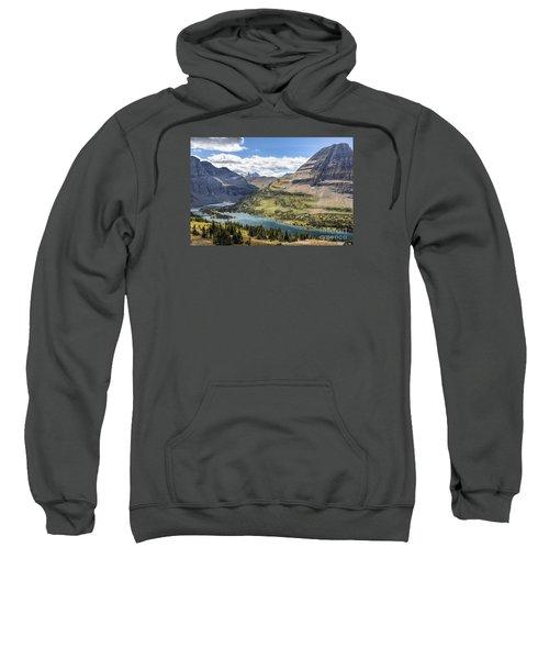 Hidden Lake Overlook Sweatshirt