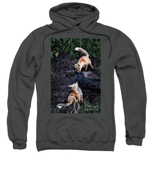 Hide-and-seek Sweatshirt