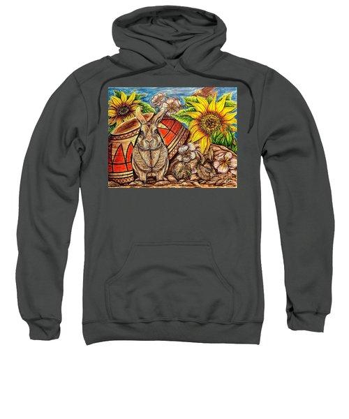 Hiding In Plain Sight Sweatshirt