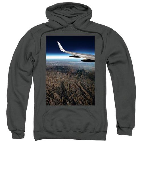 High Desert From High Above Sweatshirt