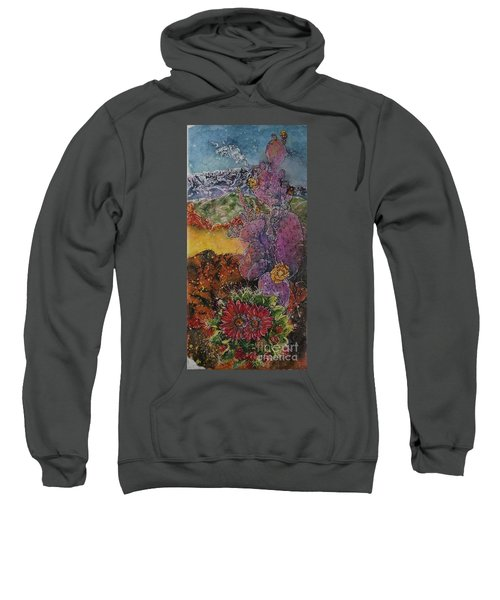 High Desert Spring Sweatshirt