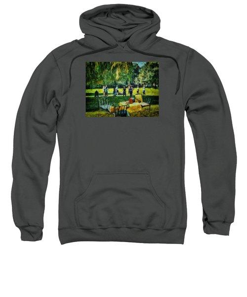 High Tea Tai Chi Sweatshirt