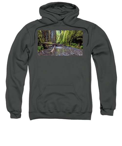 Hiking Oneonta Gorge Sweatshirt