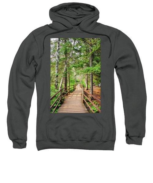Hiking Trail Sweatshirt