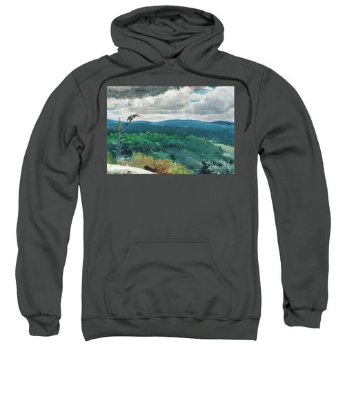 Hilly Landscape Sweatshirt