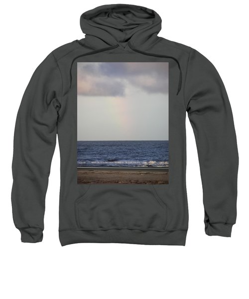 Hint Of A Rainbow Sweatshirt