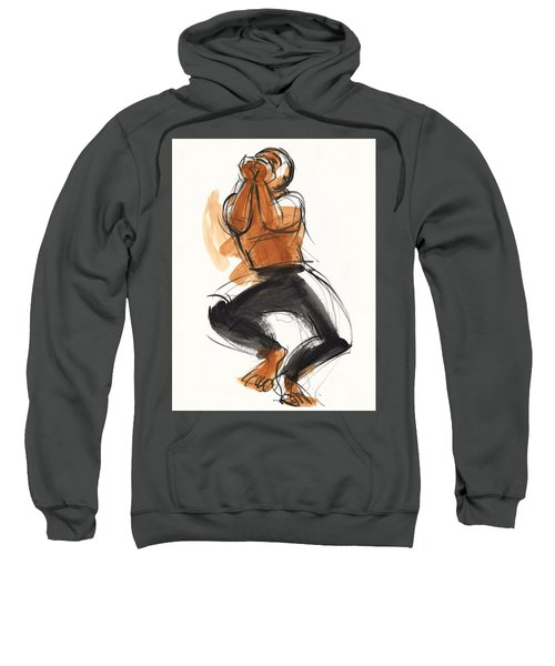 Hiphop Dancer Sweatshirt