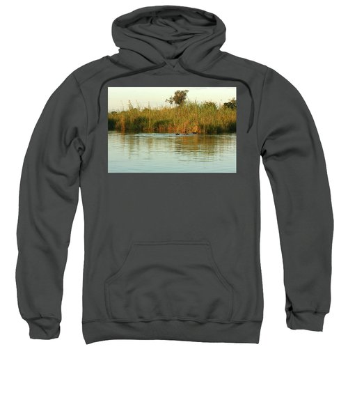 Hippos, South Africa Sweatshirt