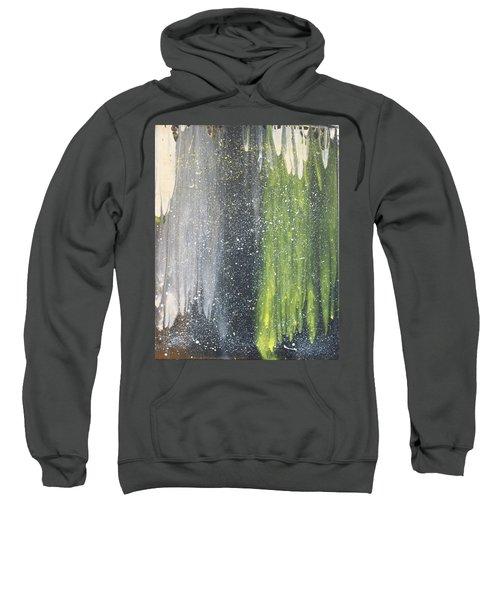 His World Sweatshirt by Cyrionna The Cyerial Artist