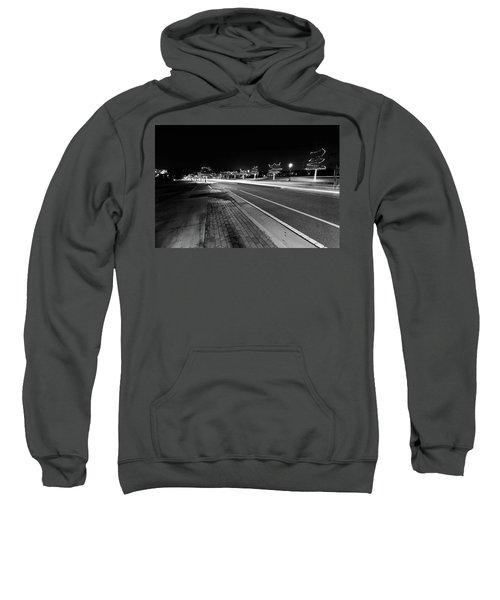Historic Buford At Christmas Sweatshirt