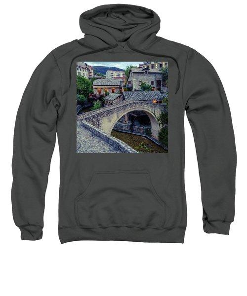 Historic City Of Mostar Sweatshirt