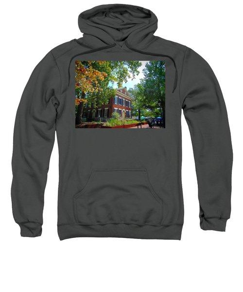 Historic Dahlonega Georgia Courthouse Sweatshirt