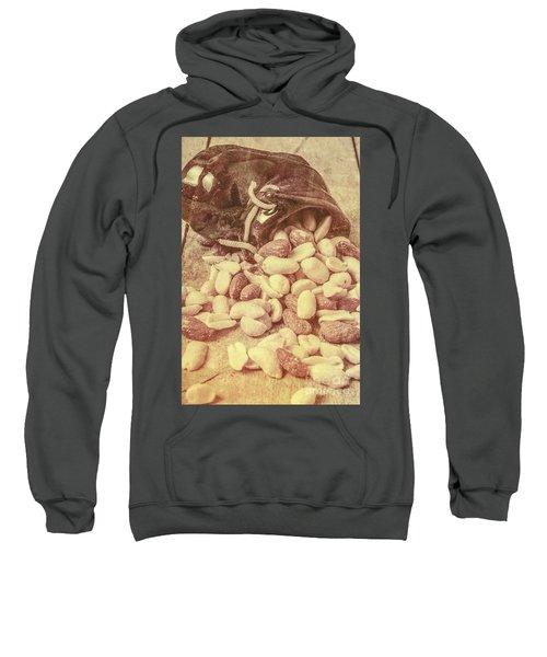 Historic Food Art Sweatshirt