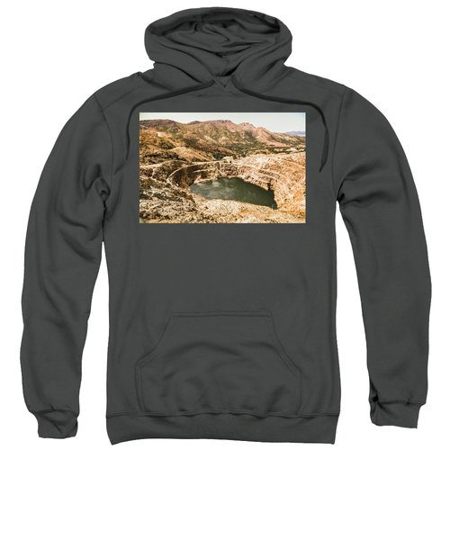 Historic Iron Ore Mine Sweatshirt