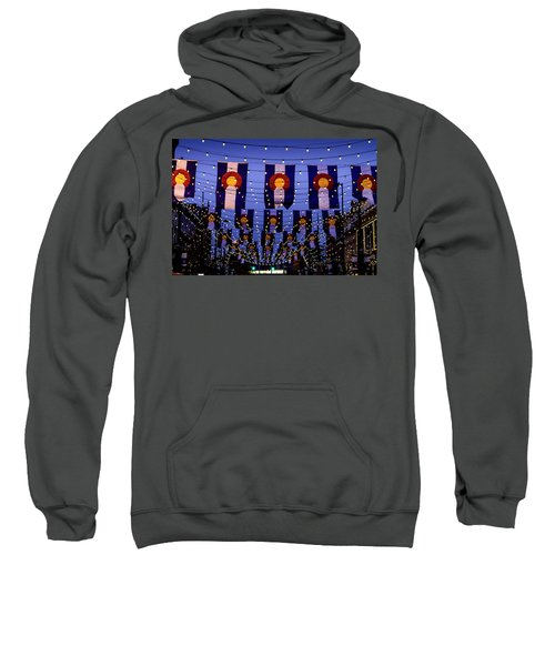 Historic Larimer Square Denver Sweatshirt