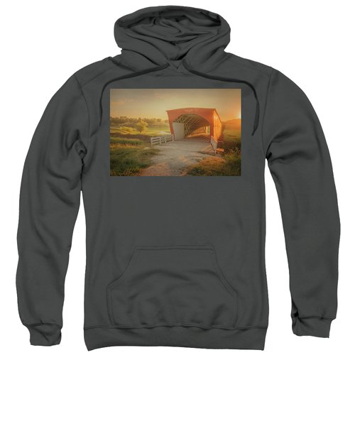 Hogback Covered Bridge Sweatshirt