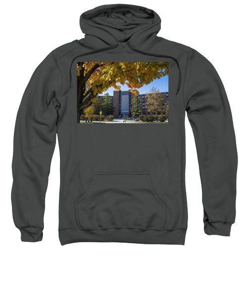 Holden Hall Cropped  Sweatshirt