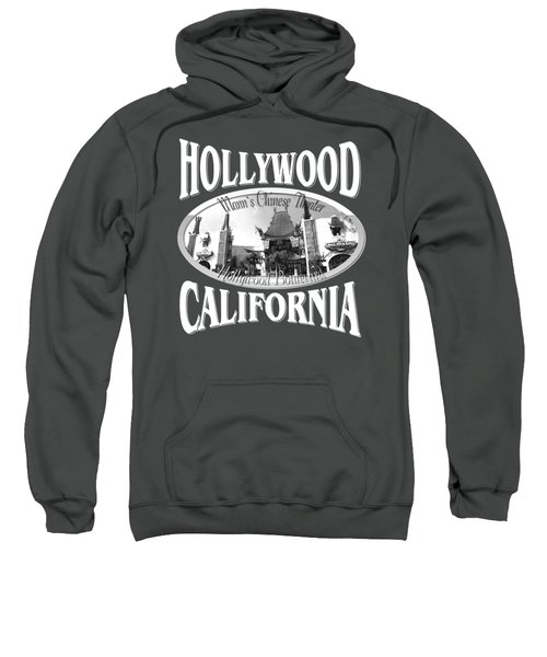 Hollywood California Design Sweatshirt
