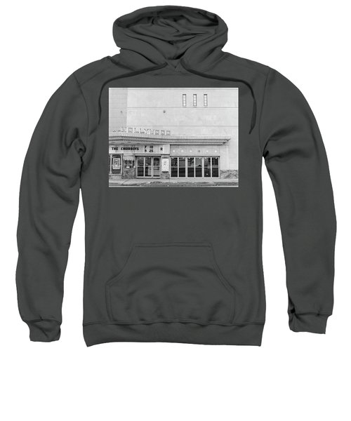 Hollywood Theater Marquee Sweatshirt