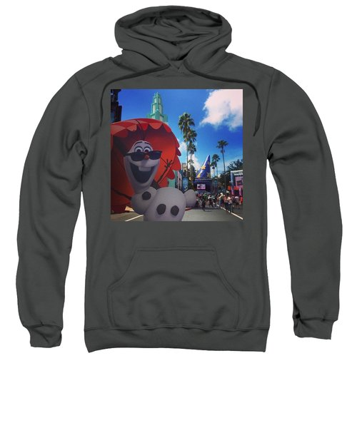 Olafs Vacation  Sweatshirt