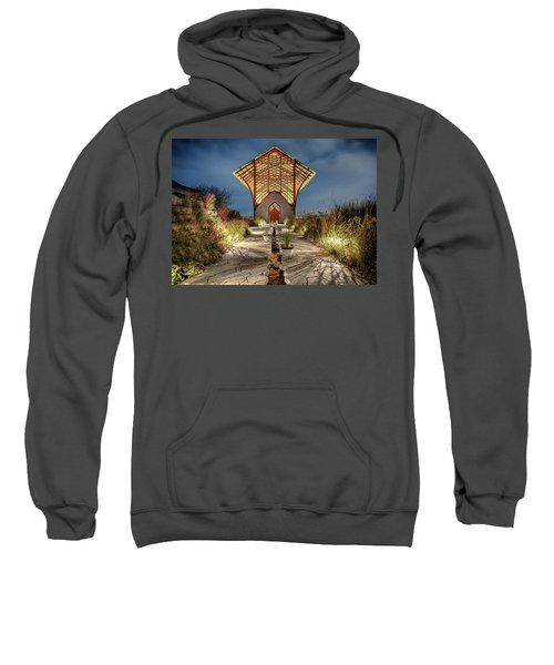 Holy Family Shrine Sweatshirt