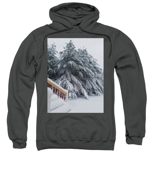 Home For The Blizzard Sweatshirt