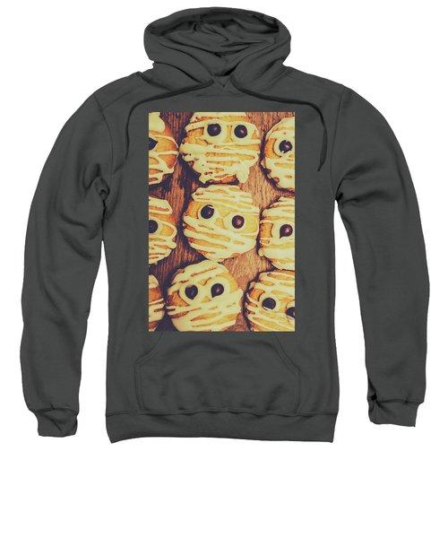 Homemade Mummy Cookies Sweatshirt