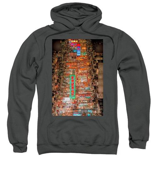 Hong Kong -yaumatei Sweatshirt