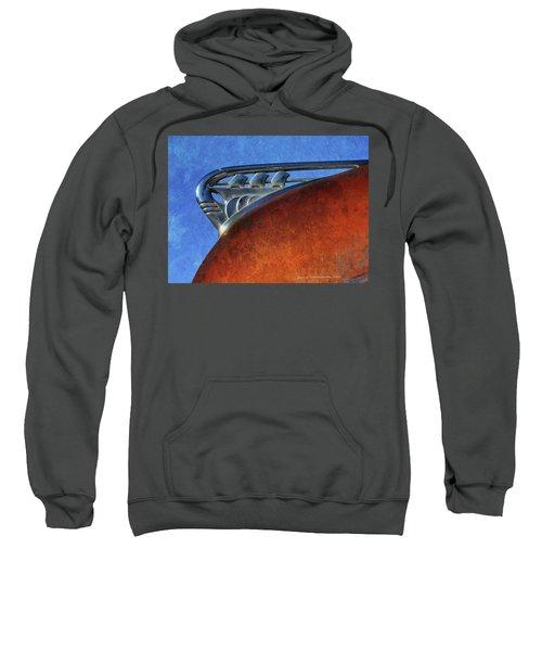 Hood Ornament Sweatshirt