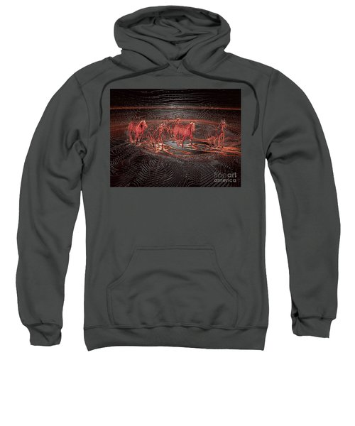 Horse Chestnut Pass Sweatshirt