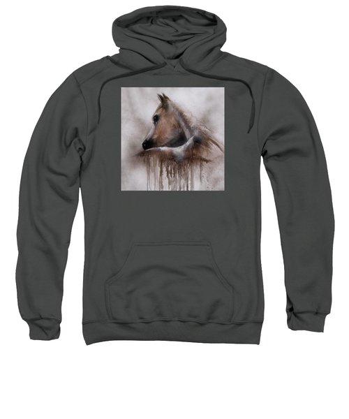 Horse Shy Sweatshirt