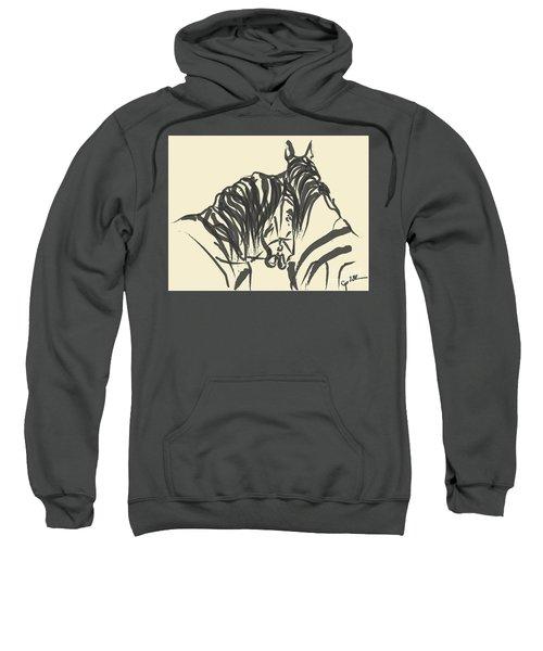 Horse - Together 9 Sweatshirt
