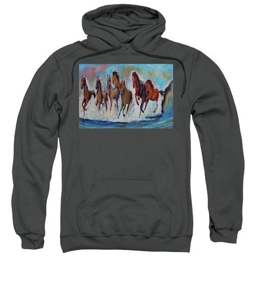 Horses Of Success Sweatshirt