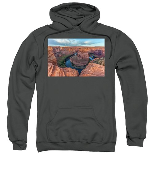 Horseshoe Bend Morning Splendor Sweatshirt