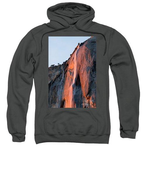Horsetail Falls 2 Sweatshirt