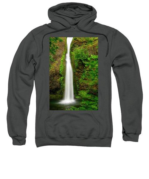 Horsetail Falls, Columbia River Gorge Sweatshirt