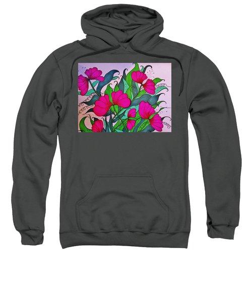 Hot Pink  Sweatshirt