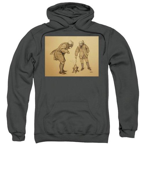 Hot Toddy Sweatshirt