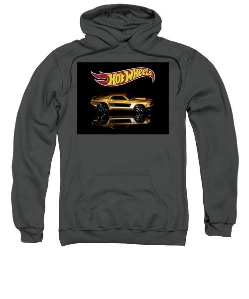 Hot Wheels '69 Ford Mustang Sweatshirt